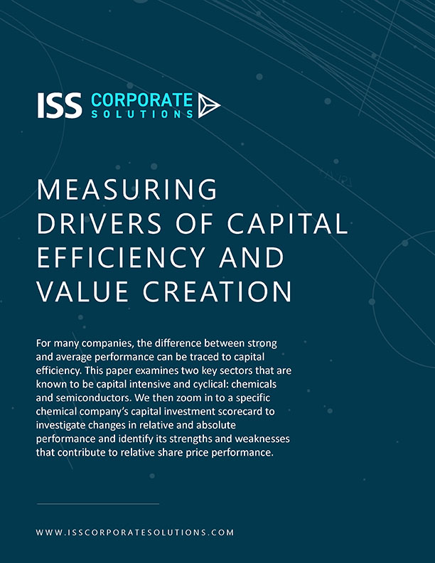 Measuring Drivers of Capital Efficiency and Value Creation
